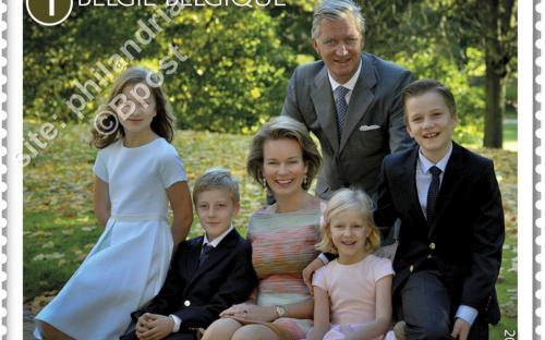 14 maart: De Koninklijke Familie