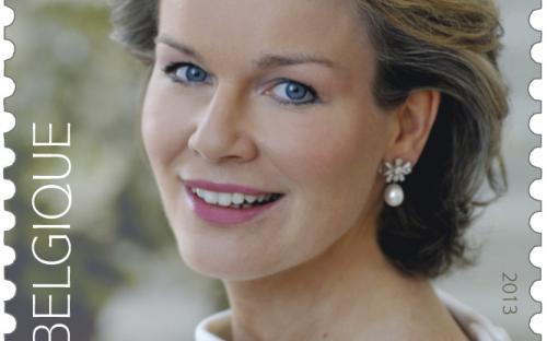 21 januari: 40e verjaardag van Prinses Mathilde