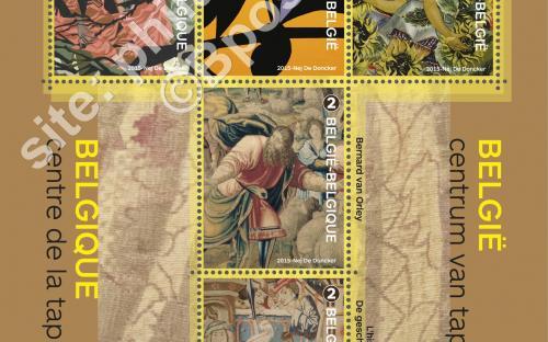 26 januari: België, centrum van tapijtkunst - Het volledig blaadje