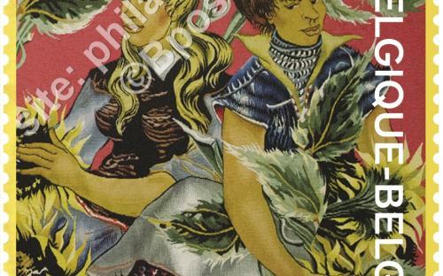 26 januari: België, centrum van tapijtkunst (Edmond Dubrunfaut)