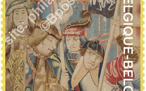 26 januari: België, centrum van tapijtkunst (De geschiedenis van Hercules)