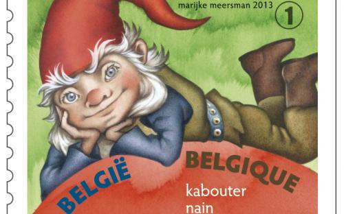 21 januari: Sprookjesfiguren - De Kabouter