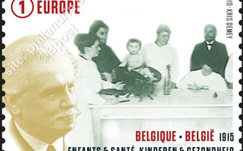 23 maart: De Groote Oorlog (Kinderen & gezondheid)