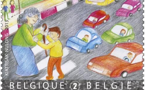11 februari: verkeersveiligheid 'Go for Zero', oversteken