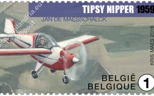13 juni: Vlucht door de tijd, Tipsy Nipper 1959