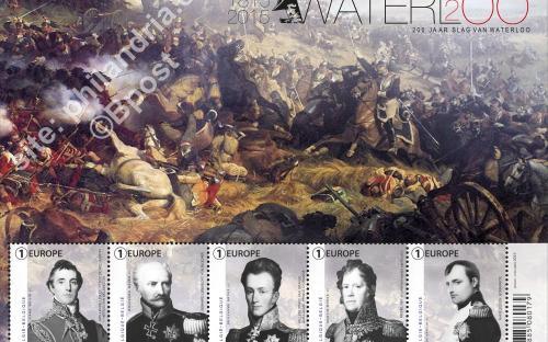 1 juni: 200 jaar Waterloo - Het volledige blaadje