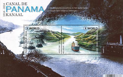 7 juli: Het Panamakanaal 100 jaar - Het volledige vel