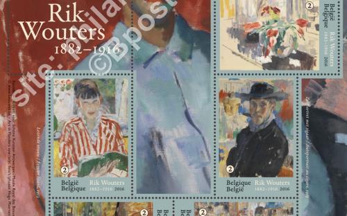22 augustus: Rik Wouters (compleet blaadje)