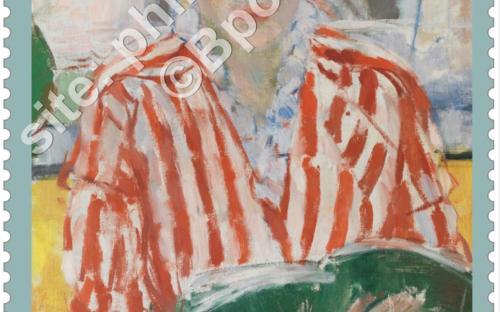 22 augustus: Rik Wouters ('Lezende vrouw' (1913))