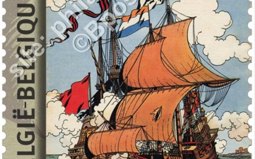 22 augustus: 70 jaar Weekblad Kuifje / Journal Tintin 4