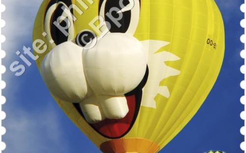 7 september: Luchtballonnen (Konijn)