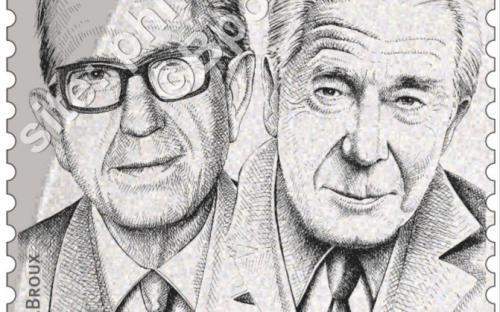 24 oktober: Belgische Nobelprijswinnaars, Albert Claude & Christian De Duve