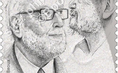 24 oktober: Belgische Nobelprijswinnaars, François Englert & Robert Brout