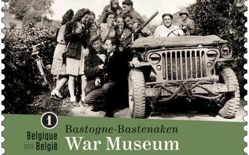 28 oktober: Bastogne War Museum