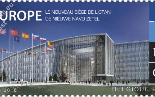 24 oktober: De nieuwe NAVO-zetel te Evere
