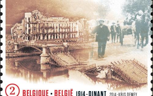 6 oktober: De groote Oorlog (1914 Dinant)
