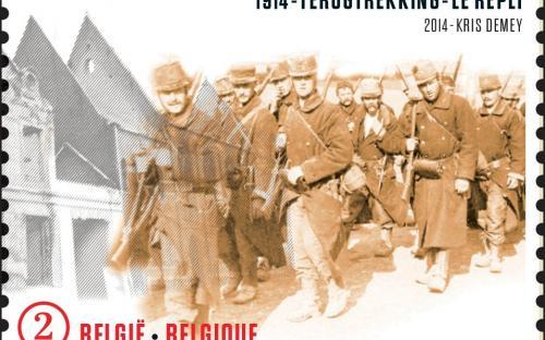 6 oktober: De groote Oorlog (Terugtrekking)