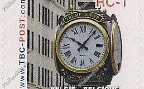 29 januari: RC-1: Trump Tower Clock