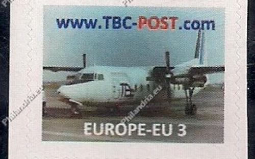 EU-3 (€3.09) - Fokker TBC