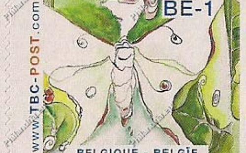 BE-1 (€0.67) - Insecten, Onder de Zon van Saturnus