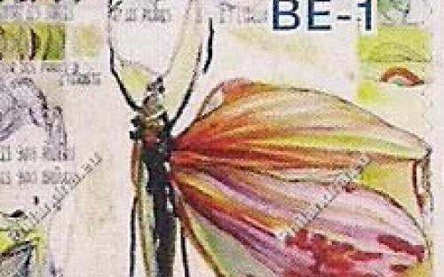 BE-1 (€0.67) - Insecten, Naar het licht