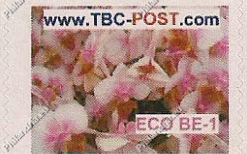 ECO BE-1 (€0.63) - Keukenhof, Orchidee Schilleriana