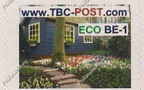 ECO BE-1 (€0.63) - Keukenhof, Bloemenwinkel