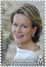 prinses Mathilde van België