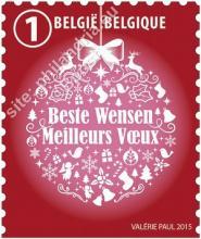België: bpost, Kerstmis 2015