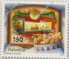 Zwitserland: Kerstuitgifte 2014