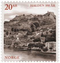 Noorwegen: 350 jaar Halden