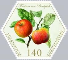 Liechtenstein - Oude appelsoorten