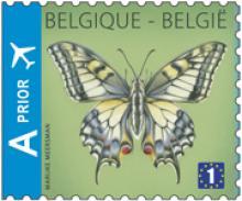 België: Herdruk '1E - Koninginnenpage'
