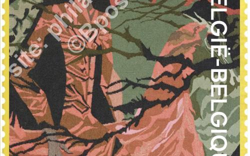 26 januari: België, centrum van tapijtkunst (Lilliane Badin)