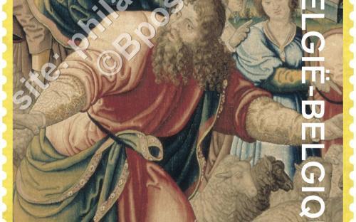 26 januari: België, centrum van tapijtkunst (Bernard van Orley)