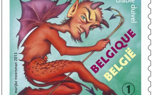 21 januari: Sprookjesfiguren - De Duivel