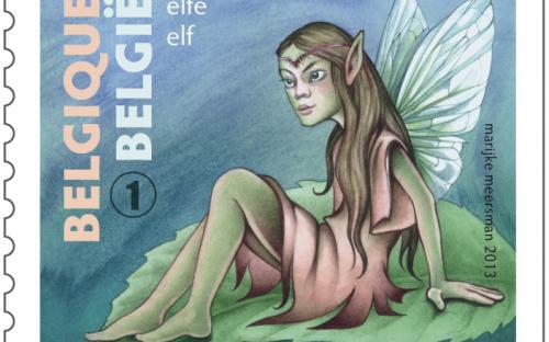 21 januari: Sprookjesfiguren - De Elf