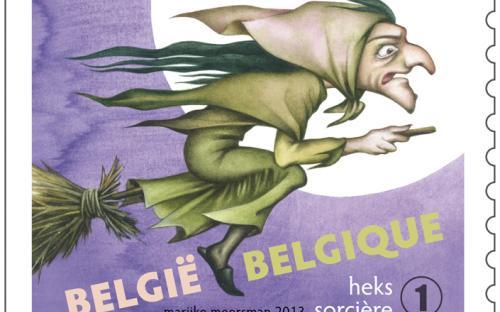 21 januari: Sprookjesfiguren - De Heks