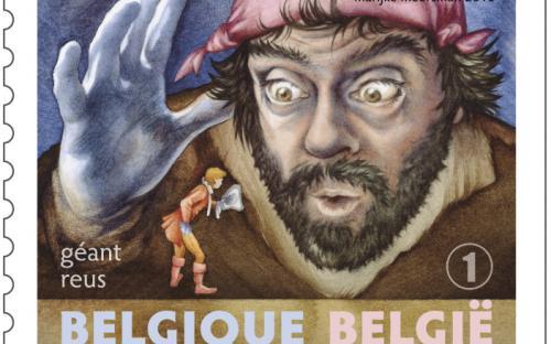 21 januari: Sprookjesfiguren - De Reus