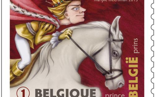 21 januari: Sprookjesfiguren - De Prins