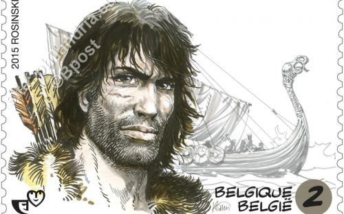 26 januari: De saga van Thorgal