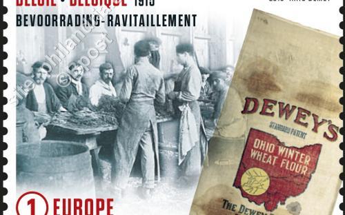 23 maart: De Groote Oorlog (Bevoorrading)