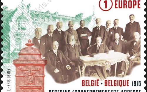 23 maart: De Groote Oorlog (Regering Ste-Adresse)