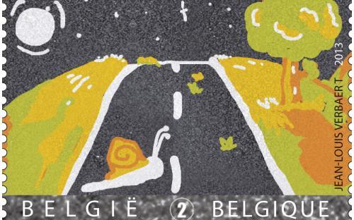 11 februari: verkeersveiligheid 'Go for Zero', slak op de weg