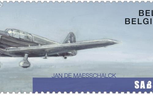 13 juni: Vlucht door de tijd, Sabca 1939
