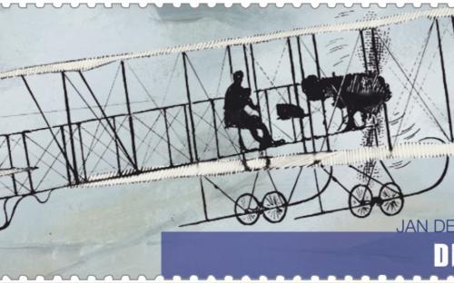 13 juni: Vlucht door de tijd, De Brouckère 1911
