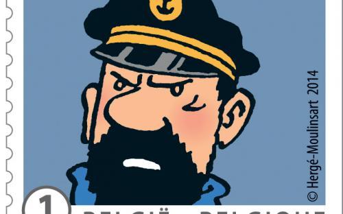 22 april: Kuifje en zijn vrienden (Kapitein Haddock)