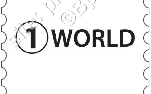 13 april: Persoonlijke zegel (1 World)