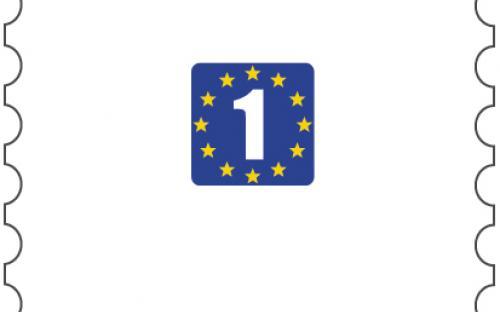 25 maart: Persoonlijke zegel (Europa)
