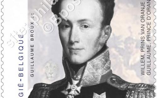 1 juni: 200 jaar Waterloo (Willem, Prins van Oranje)